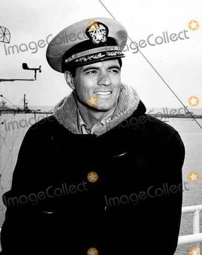 John Gavin Photo - John Gavin As Commander Dan Talbot in Universal Tvs New Hour Long Action-adventure Series  Convoy Supplied by Globe Photos Inc Tv-film Still