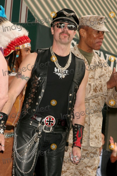 Alexander Briley Photo - the Village People Honored with a Star on the Hollywood Walk of Fame Hollywood Blvd Hollywood CA 091208 Eric Anzalone and Alexander Briley of the Village People Photo Clinton H Wallace-photomundo-Globe Photos Inc