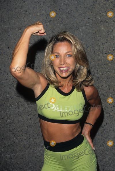 Denise Austin Photo - Denise Austin 1997 Vsda Convention in Las Vegas 1997 K9233fb Photo by Fitzroy Barrett-Globe Photos Inc