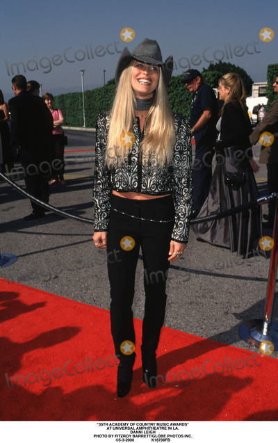 Danny Leigh Photo - 35th Academy of Country Music Awards at Universal Amphitheatre in LA Danni Leigh Photo by Fitzroy BarrettGlobe Photos Inc 5-3-2000