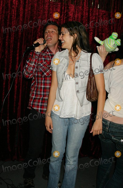 Natalia Cigliuti Photo - Jennifer Blanc-biehns Kareoke Birthday Party Amagis Hollywood CA 042109 Natalia Cigliuti and Billy Jayne Photo Clinton H Wallace-photomundo-Globe Photos Inc