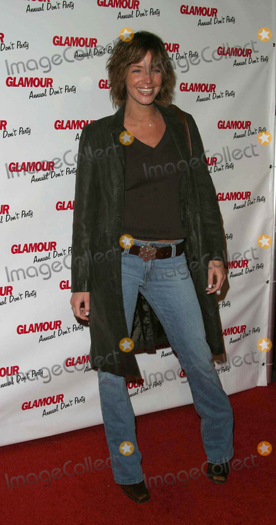 Ashley Scott Photo - Ashley Scott - Glamour Dont Party - Shakeys Pizza Hollywood CA - 05082003 - Photo by Nina PrommerGlobe Photos Inc2003