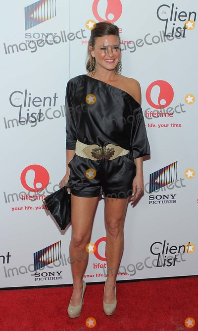 Alicia Lagano Photo - Alicia Lagano the Client List Launch Party Held at Sunset Tower Hotelwest Hollywoodcaliforniaapril 4 2012photo TleopoldGlobephotos