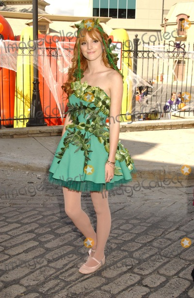 Ronald McDonald Photo - Bella Thorne attends the Camp Ronald Mcdonald Eventat Universal Studios in Universal cityca on October 212012 Photo by Phil Roach-ipol-Globe Photos