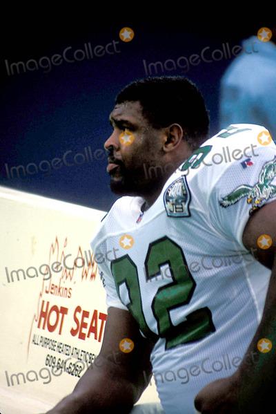 Reggie White Photo - Giants Vs Eagles  Meadowlands 11-22-1992 Photo John Barrett-Globe Photos Inc 1992 Reggie White Reggiewhiteretro