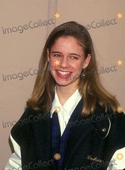 Andrea Barber Photo - Andrea Barber 1992 Photo by Lisa Rose-Globe Photos Inc