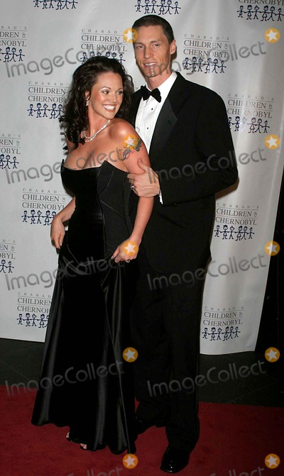 ANNA BENSON Photo - Children at Heart Gala-celebrity Fantasy Auction at Pier 60  New York City 11-22-2004 Photo by John BarrettGlobe Photosinc Kris_anna Benson