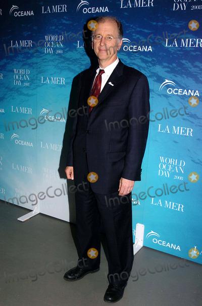 Andrew Sharpless Photo - LA Mer and Oceana Celebrate World Ocean Day 2008 Rockefeller Center New York City 06-04-2008 Copyright 2008 John Krondes - Globe Photos Inc Andrew Sharpless (Ceo of Oceana)