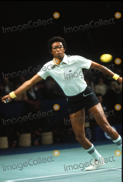 Arthur Ash Photo - Photo Jackie Giroux Globe Photos Inc 1979 Arthur Ashe