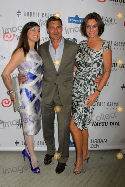 Andre Balazs Photo - The 7th Annual Wayuu Taya Foundation Gala Stephan Weiss Studios NYC 06-03-2010 Photos by Sonia Moskowitz Globe Photos Inc 2010 and Andre Balazs Sylvia Tosun and Luann DE Lesseps