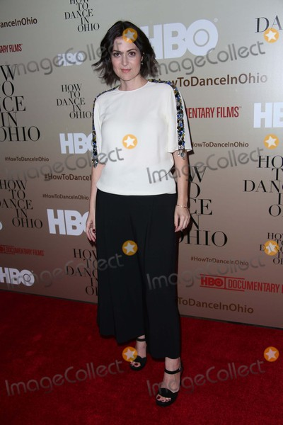 Alexandra Shiva Photo - Alexandra Shiva attends the New York Red Carpet Premiere of How to Dance in Ohio the Time Warner Center NYC October 19 2015 Photos by Sonia Moskowitz Globe Photos Inc
