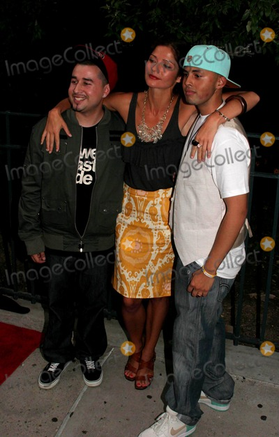 Alex Hernandez Photo - Annual New York International Latino Film Festival Premiere of LA Mission at the Sva Theater Sva Theater-nyc-07-28-2009 Jill Hennessy with Alex Hernandez Christopher Borgzinner and Luis Acuchi Photographerjohn B Zissel-ipol-Globephotosinc2009