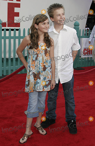 alan johnson Photo - Alyson Stoner and Michael Alan Johnson - Chicken Little - World Premiere - El Capitan Hollywood California - 10-30-2005 - Photo by Nina PrommerGlobe Photos Inc 2005