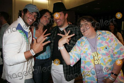 Andy Milonakis Photo - Ben Sherman Takes on LA with Its Second Us Store Opening Beverly Centre Los Angeles CA 06-01-2006 Photo Clinton H WallacephotomundoGlobe Photos Vinnie Potestivo - Mtv Personality Perez Hilton Andy Milonakis and Susie Castillo -Mtv Personality