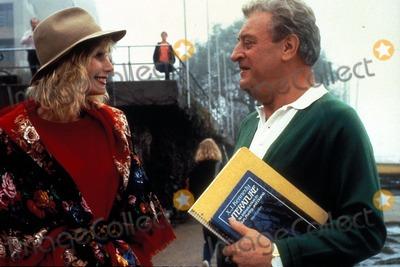 Rodney Dangerfield Photo - Back to School Tv  Film Still Supplied by Globe Photos Inc Rodney Dangerfield and Sally Kellerman