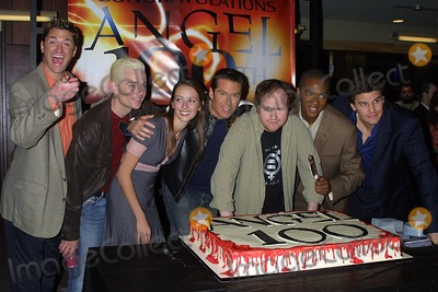 Andy Hallett Photo - Angels 100th Episode Event Paramount Studios Hollywood CA 120403 Photo Clinton H Wallace IpolGlobe Photos Inc 2003 Amy Acker Alexis Denisof J August Richard Joss Whedon David Boreanaz and Andy Hallett