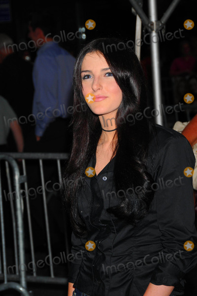 Ali Lohan Photo - Premiere of the Sisterhood of the Traveling Pants 2 Zeigfeld Theater  New York City 07-28-2008 Photo by Ken Babolcsay-ipol-Globe Photos Inc Ali Lohan