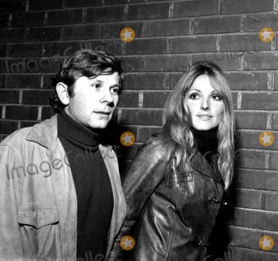 Sharon Tate Photo - Roman Polanski and Sharon Tate a949-14 Nate CutlerGlobe Photos Inc