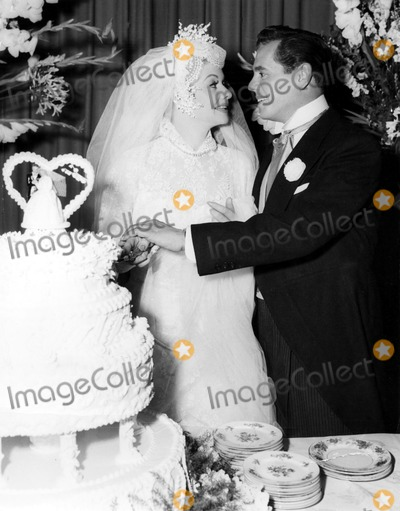 Desi Arnaz Photo - Lucille Ball and Desi Arnaz in Forever Darling 1956 Supplied by SmpGlobe Photos Inc