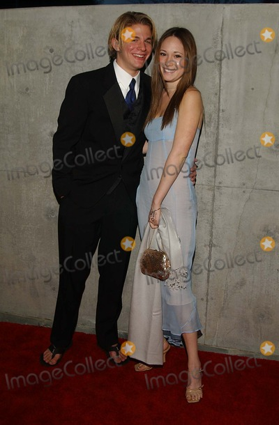 AJ Trauth Photo -  the 10th Annual Movieguide Awards the Skirball Cultural Center LA CA 03202002 Aj Trauth and Girlfriend Francesca Fondevila Photo by Amy GravesGlobe Photosinc2002 (D)