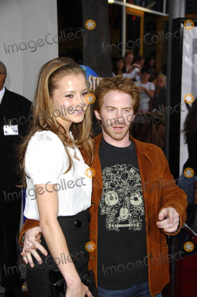 Candace Bailey Photo - Candace Bailey and Seth Green During the Premiere of the New Movie From Universal Pictures I Now Pronounce You Chuck  Larry Held at the Gibson Amphitheatre 07-12-2007 in Los Angeles Photo by Michael Germana_ Globe Photos Inc 2007