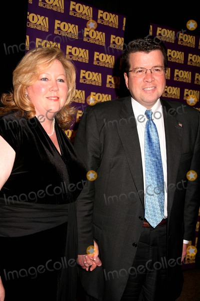 Neil Cavuto Photo - Fox Business Network Launch Metropolitan Museum of Art New York City 10-24-2007 Photos by Sonia Moskowitz-Globe Photos Inc 2007 Neil Cavuto