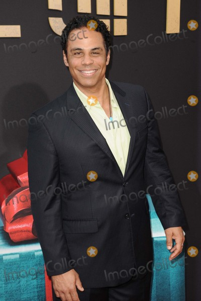 Adam Lazarre-White Photo - Adam Lazarre-white attending the Los Angeles Premiere of the Gift Held at the LA Live Regal Cinemas in Los Angeles California on July 30 2015 Photo by D Long- Globe Photos Inc