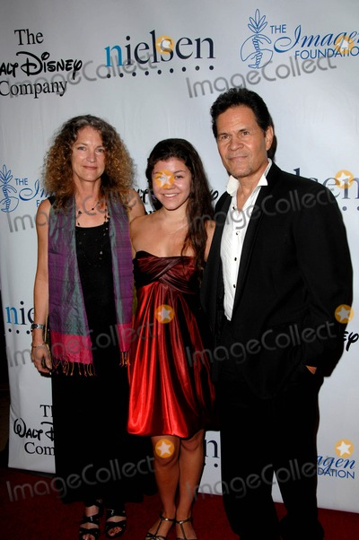A Martinez Photo - Leslie Bryans Devon Martinez and a Martinez During the 24th Annual Imagen Awards Gala Held at the Beverly Hilton Hotel on August 21 2009 in Beverly Hills California Photo Michael Germana - Globe Photos Inc