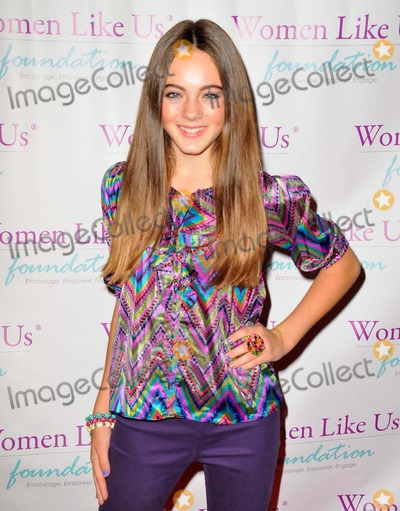 Ava Allan Photo - Ava Allan attending the Girls Are Worth It Foundation Held at Level 3 at Hollywood  Highland in Hollywood California on October 13 2012 Photo by D Long- Globe Photos Inc
