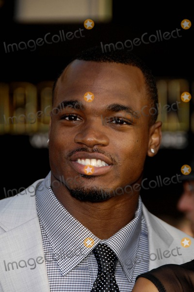 Adrian Peterson Photo - Adrian Peterson During the Premiere of the New Movie From Paramount Pictures and Marvel Entertainment Iron Man 2 Held at the El Capitan Theatre on April 26 2010 in Los Angeles Photo Michael Germana - Globe Photos Inc 2010