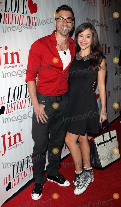 Ace Young Photo - Ace Young Diana Degarmo Arrive at Iijins the Love Revolution 2013 Fashion Show at the Avalonlos Angelescausa Photo TleopoldGlobephotos