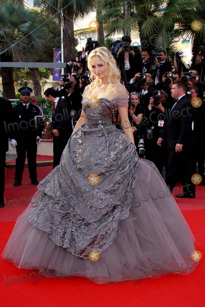 Adriana Karembeu Photo - Model Adriana Karembeu Biutiful Premiere 63rd Annual Cannes Film Festival in Cannes  France 05-17-2010 Photo by Alec Michael-Globe Photos Inc 2010