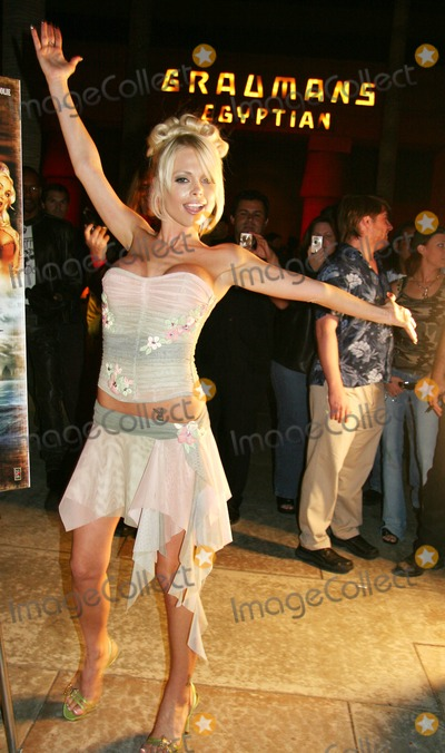 Jesse Jane Photo - Pirates World Premiere Starring Jesse Jane Egyptian Theatre Hollywood CA 09-12-2005 Photo Clinton Hwallace-photomundo-Globe Photos Inc