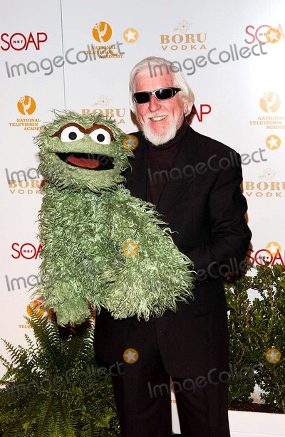 Caroll Spinney Photo - 33rd Annual Daytime Emmy Nominees Party the Roosevelt Hotel Los Angeles California 04-27-2006 Photo Ed Geller  Globe Photos Inc 2006 Oscar the Grouch and Caroll Spinney