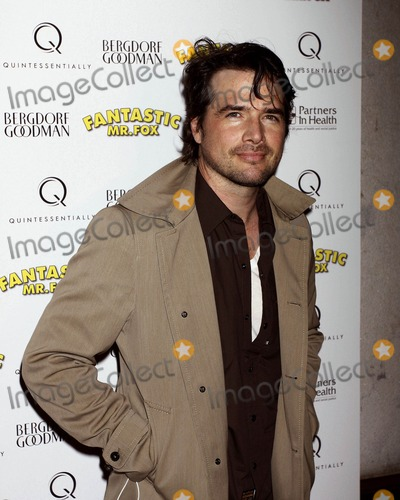 Fantastic Mr Fox Photo - Matthew Settle attends Premiere of Movie Fantastic Mr Fox Presented by Fox Searchlight Pictures at Bergdorf Goodman the Mens Store NYC 11-10-2009 Photo Credit Anthony G MooreGlobe Photos