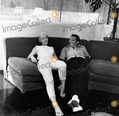 Andy Williams Photo - Andy Williams Dorothy Provine photo by Larry Barbier jr-globe Photos Inc