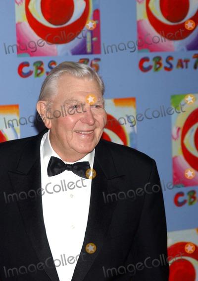 Andy Griffith Photo - Cbs at 75 at Hamemrstein Ballroom New York City 11022003 Photo by Ken BabolcsayipolGlobe Photos Inc Andy Griffith
