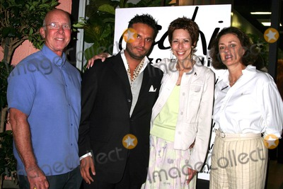 Abbe Land Photo - Occhi Eye Boutique Grand Opening Hosted by Lorenzo Randisi Occhi West Hollywood CA 08-30-2005 Photo Clinton Hwallace-ipol-Globe Photos Inc Sandy Vhutchens Jr Lorenzo Randisi Abbe Land-west Hollywood Mayor and Joan Hennehan