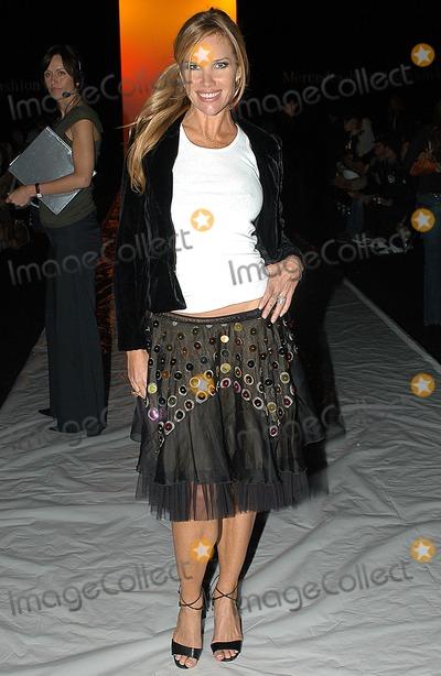 Ashley Paige Photo - Mercedes-benz Spring 2006 LA Fashion Week at Smashbox Studios- Ashley Paige Celebrities Culver City CA 10-18-2005 Photo Jaimie Rodriguez-Globe Photos Inc 2005 Sarah Buxton