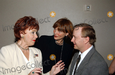 Doug Mckeon Photo -  Hollywood Arts Council 16th Annual Charlie Awards Hollywood Renaissance Hotel Hollywood CA 02062002 Photo by Amy GravesGlobe Photosinc2002 (D) Marion Ross Leigh-taylor Young and Doug Mckeon