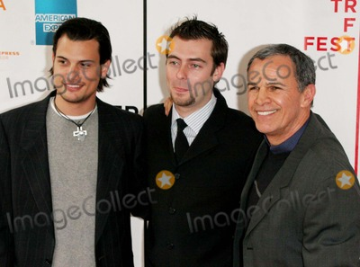 Antonio Negret Photo - Annual Tribeca Film Festival Presents the New York City Premiere of Towards Darkness Clearview Chelsea West-nyc-042807 Group Photo by John B Zissel-ipol-Globe Photos Inc 2007