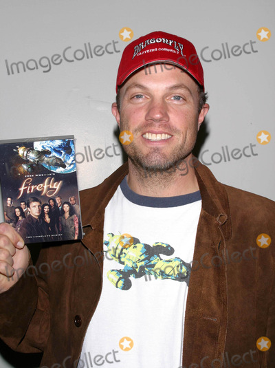 Adam Baldwin Photo - Dvd Release of the Sci-fi Adventure Series Fireflyat the Sci-ficonvention at the Shrine Auditorium in Los Angeles California 12212003 Adam Baldwin Photo by Milan RybaGlobe Photos Inc