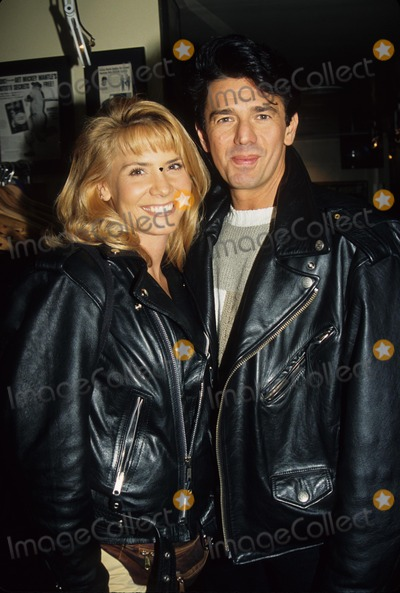 Adrian Zmed Photo - Susan Wood with Adrian Zmed Franciscan Sisters Party to Benefit Aids 1995 K1019eg Photo by Ed Geller-Globe Photos Inc