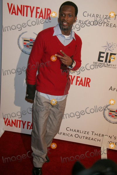 The Fugees Photo - Vanity Fairs Amped For Africa Hosted by Charlize Theron Republic Restaurant  Lounge West Hollywood CA 03-02-2006 Pras - From the Fugees