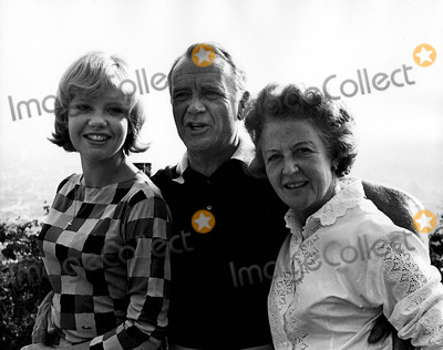 Hayley Mills Photo - John Mills with Mary Hayley Bell and Hayley Mills Photo by Orlando-Globe Photos Inc