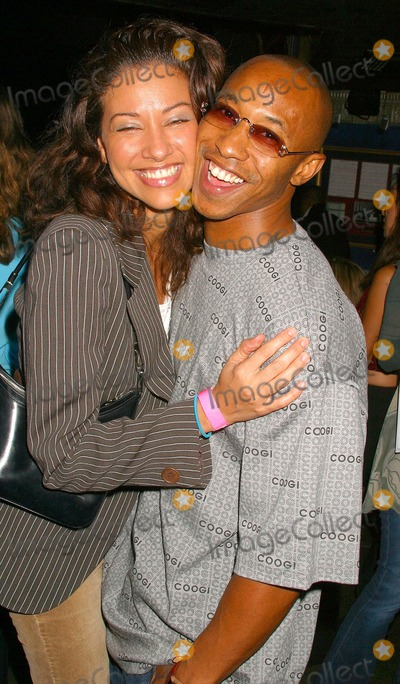 All 4 One Photo - Jamie Jones of All-4-one Debuts His Solo Album with a Hollywood Gala Hosted by Natalie Raitano-radio Coverage by Kiisfm  Hot 92 Bb Kings Universal City CA 04282004 Photo by Clinton H WallaceipolGlobe Photos Inc 2004 Fredro Starr and Idalis