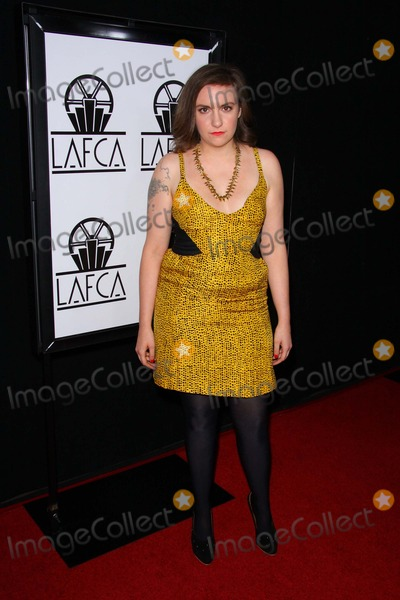 Lena Dunham Photo - January - 2011 Los Angeles - Lena Dunham the 38th Annual Los Angeles Film Critics Association Awards Held at the Intercontinental Hotel photo Tleopoldglobephotos