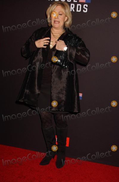 Jayne Atkinson Photo - Jayne Atkinson attends the Screening of House of Cards at the Directors Guild of America in Los Angelesca on February 132014 Photo by Phil Roach-ipoll-Globe Photos