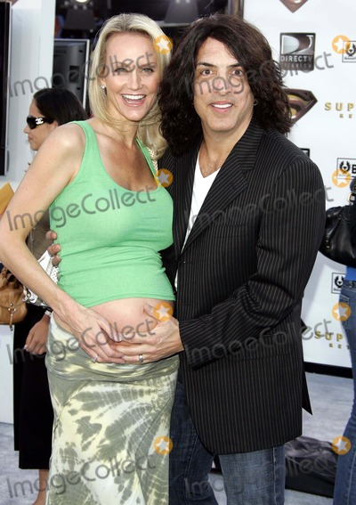 Paul Stanley Photo - Superman Returns World Premiere - Mann Village Theater Westwood California - 06-21-2006 Photo by Graham Whitby Boot-allstar-Globe Photos Inc 2006 Erin Sutton Paul Stanley