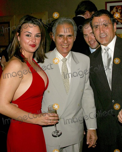 Bill Conti Photo - the 5th Annual Los Angeles Italian Film Closing Night Gala the Friars Club Beverly Hills CA Photo by Milan Ryba  Globe Photos Inc 2003 Bill Conti  Frank Stallone